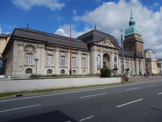 Hessisches Landesmuseum Darmstadt, 10 september 2017. Foto met dank aan Coert Peter Krabbe, CC BY 4.0