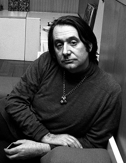 Ettore Sotsass, 1969. Foto Giuseppe Pino, publiek domein (CC0 1.0)