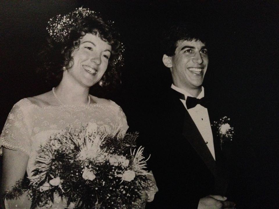 Lisa & Scott Cylinder, 17 juli 1988. Foto met dank aan Lisa & Scott Cylinder©
