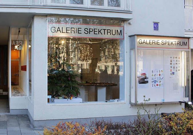 Galerie Spektrum. Foto met dank aan Galerie Spektrum©
