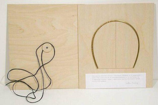 Willem Honing, diadeem, prototype, 2001. Foto met dank aan SMS©