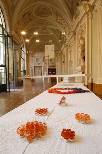 Alchimia in Palazzo Medici Riccardi, Florence. Foto met dank aan Alchimia©