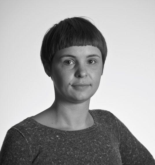 Jesamine Frei, portret