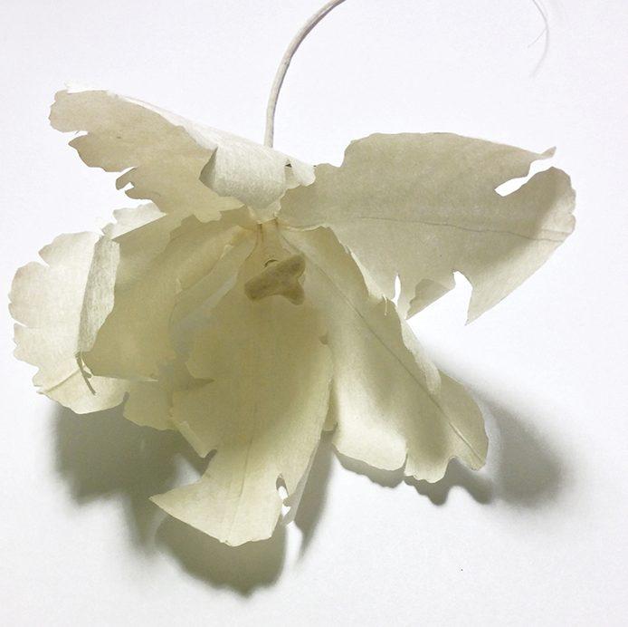 Jeannette Jansen, Ganpi Tulips, broche. Foto met dank aan Jeannette Jansen©