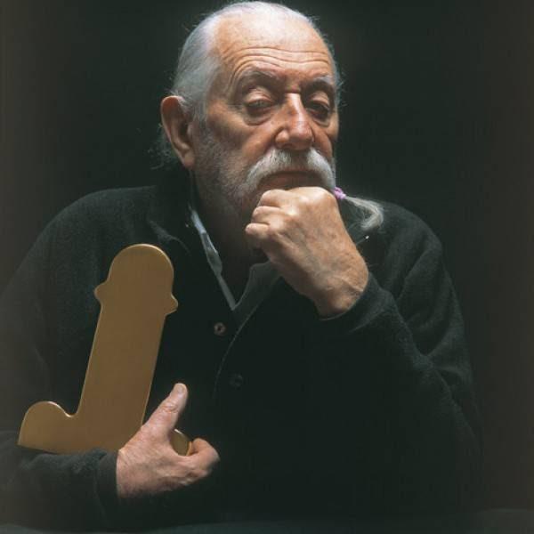 Ettore Sottsass. Foto met dank aan SMS©