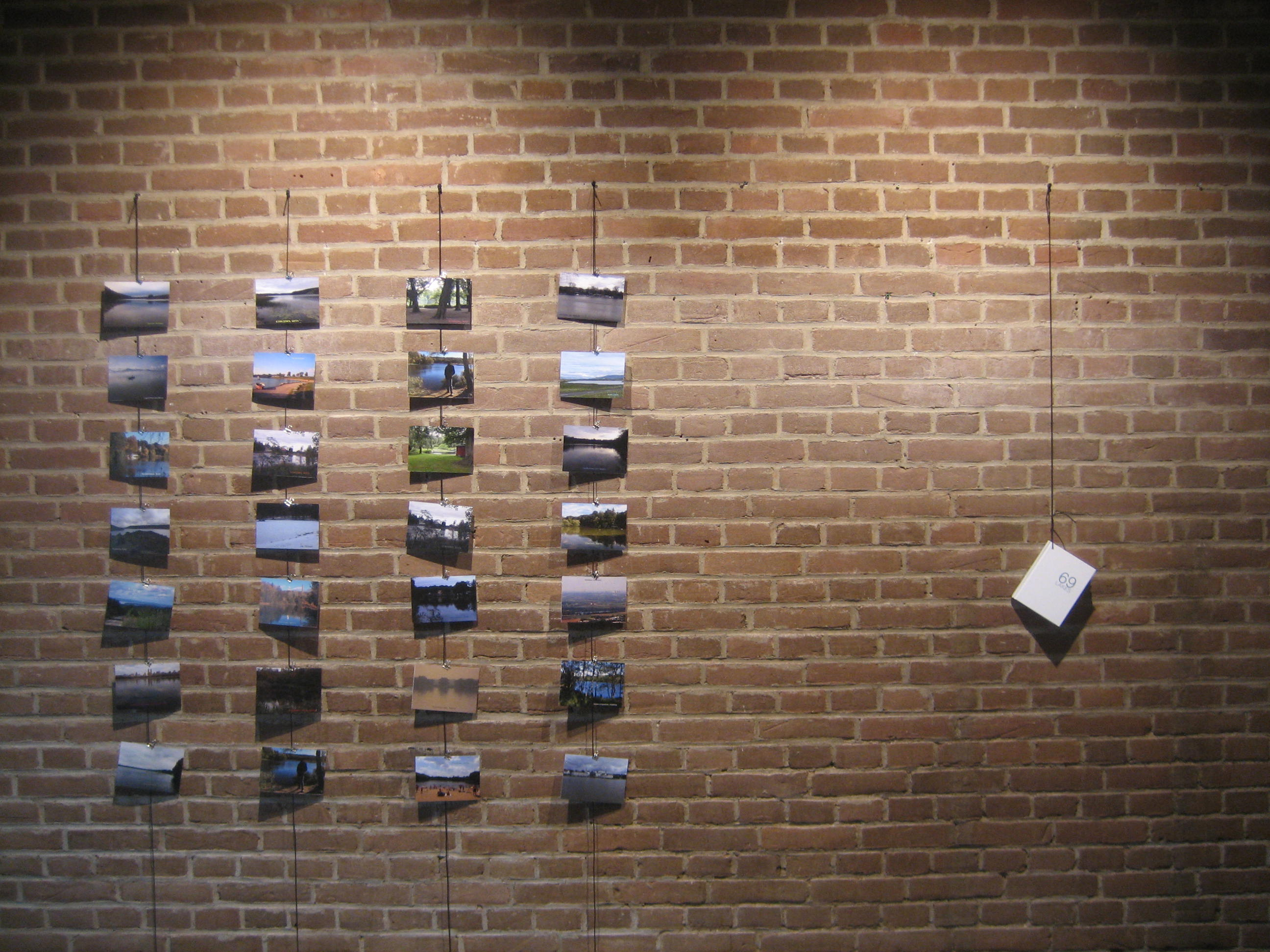 Tore Svensson. Galerie Marzee, januari 2018. Foto Esther Doornbusch, CC BY 4.0