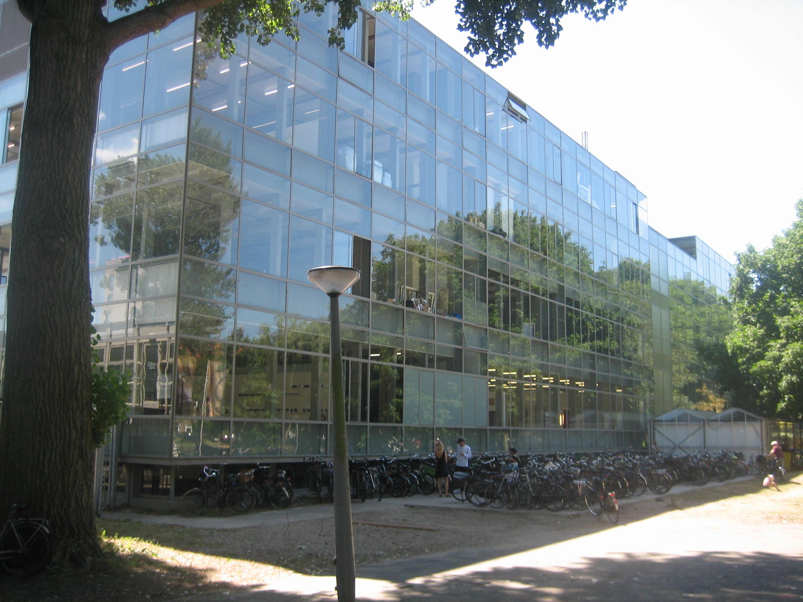 Gerrit Rietveld Academie. Foto Esther Doornbusch, juli 2018, CC BY 4.0