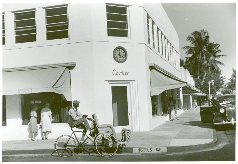 Cartier, Florida, 1939, foto