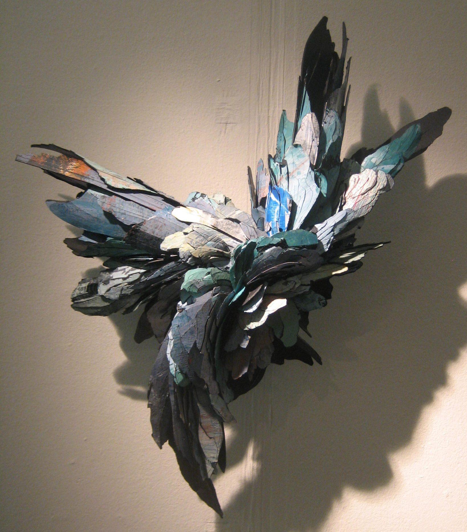 Attai Chen, sculptuur. Galerie Ra
