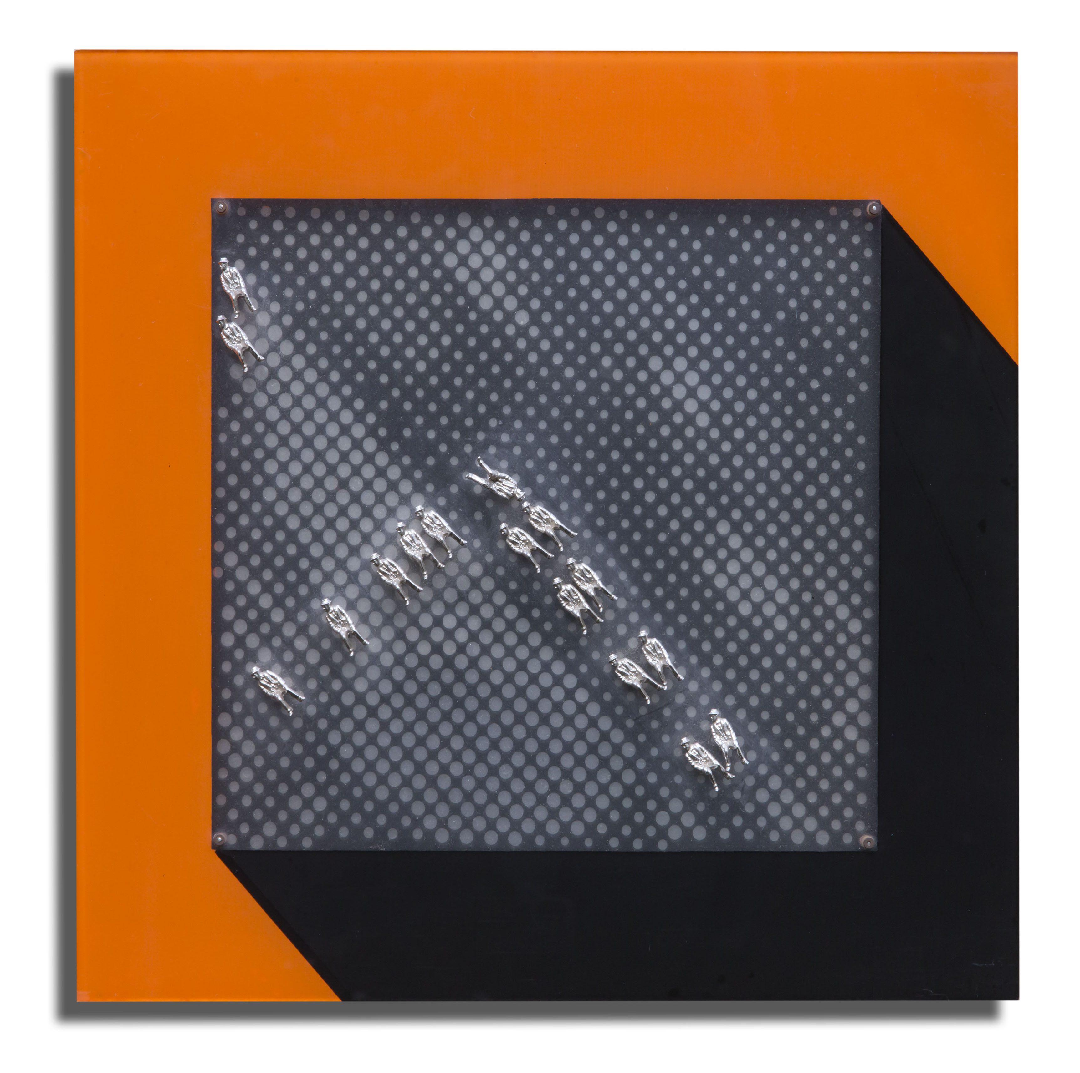 Hubertus von Skal, Männern, object, 1969. Collectie Ida Boelen-van Gelder. Fotografie Aldo Smit©