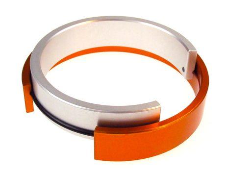 Dubbelop, armband. Foto met dank aan Galerie Cécile van Eeden©