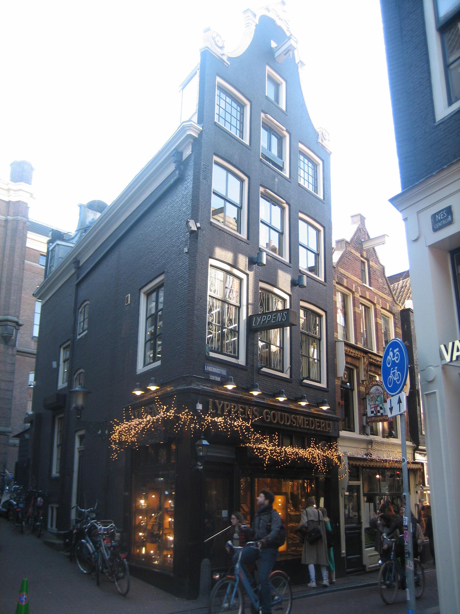Lyppens, Sieradenkwartier, Amsterdam, 15 februari 2019. Foto Esther Doornbusch, CC BY 4.0