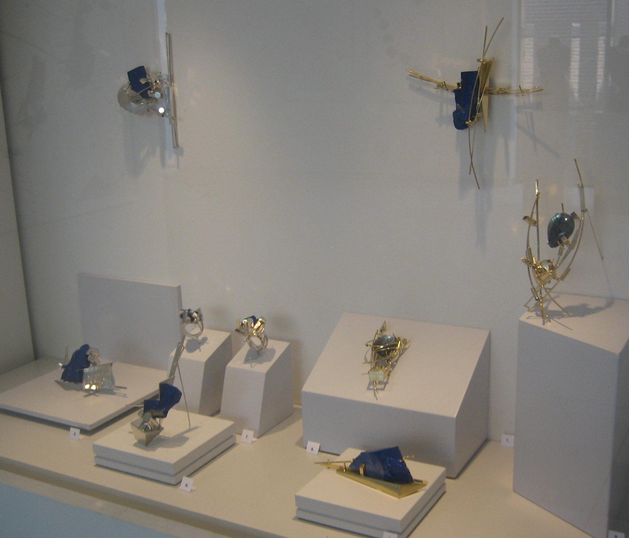Anneke Schat in Museum Van der Togt, 24 februari 2019. Foto Esther Doornbusch, CC BY 4.0