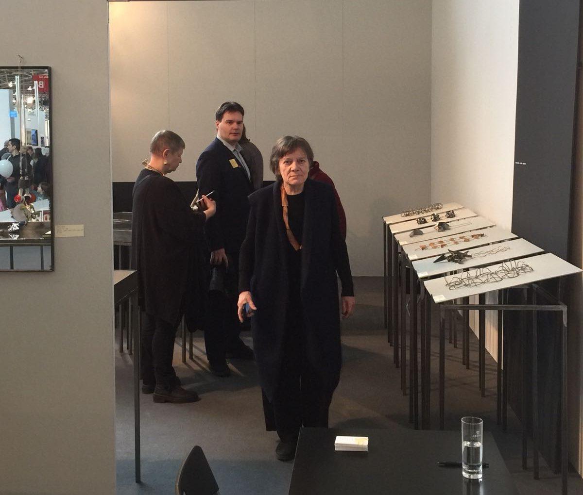 Galerie Marzee op Frame, München, 2019. Foto met dank aan Galerie Marzee©
