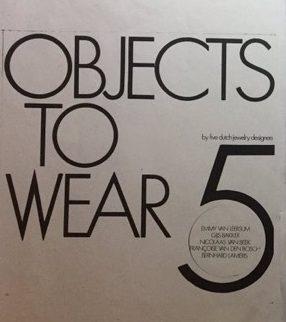 Objects to wear