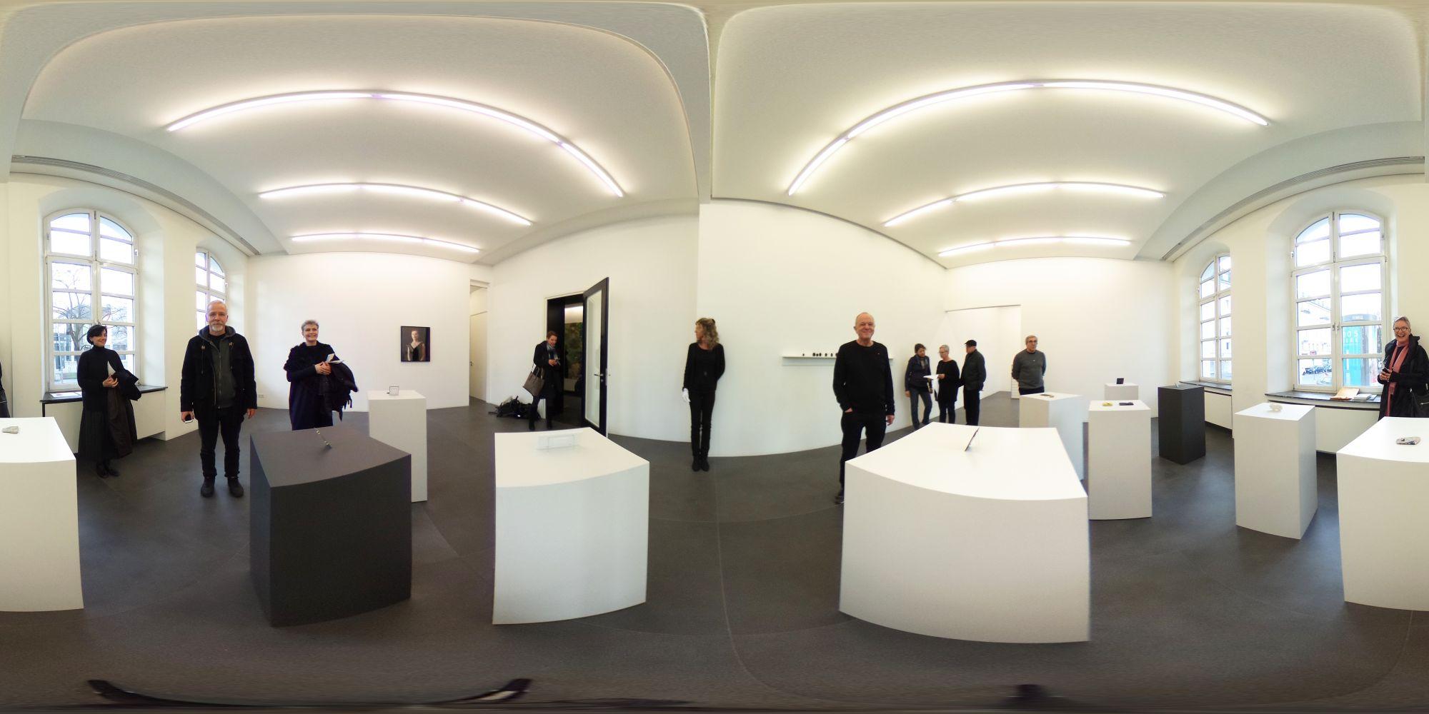 Otto Künzli, Quidam in Galerie Wittenbrink, 2017. Foto met dank aan Galerie Wittenbrink©