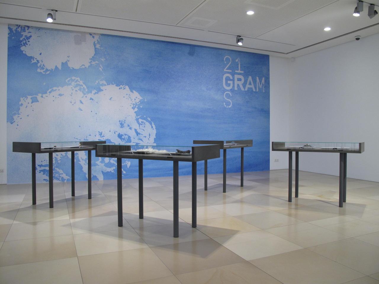 21 Grams, Galerie Handwerk, 2019. Foto met dank aan Ruudt Peters©
