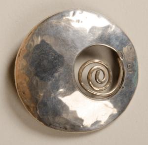Cris Agterberg, broche, 1920-1930. Collectie Centraal Museum, 24756. Foto met dank aan Centraal Museum©