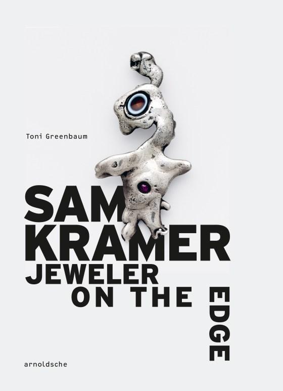 Omslag monografie Sam Kramer door Toni Greenbaum, 2019
