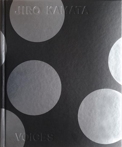 Omslag Jiro Kamata, Voices, 2019, boek, drukwerk, papier