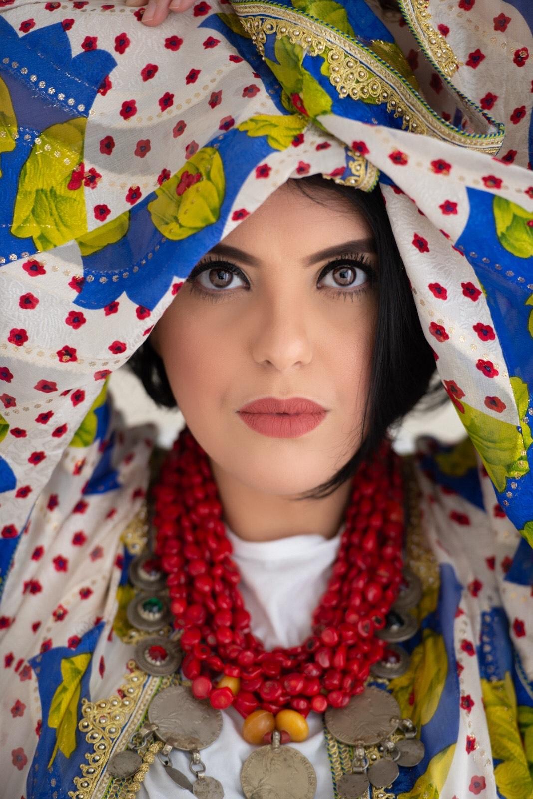 Fatima Essahsah, Stones Stories, halssieraad