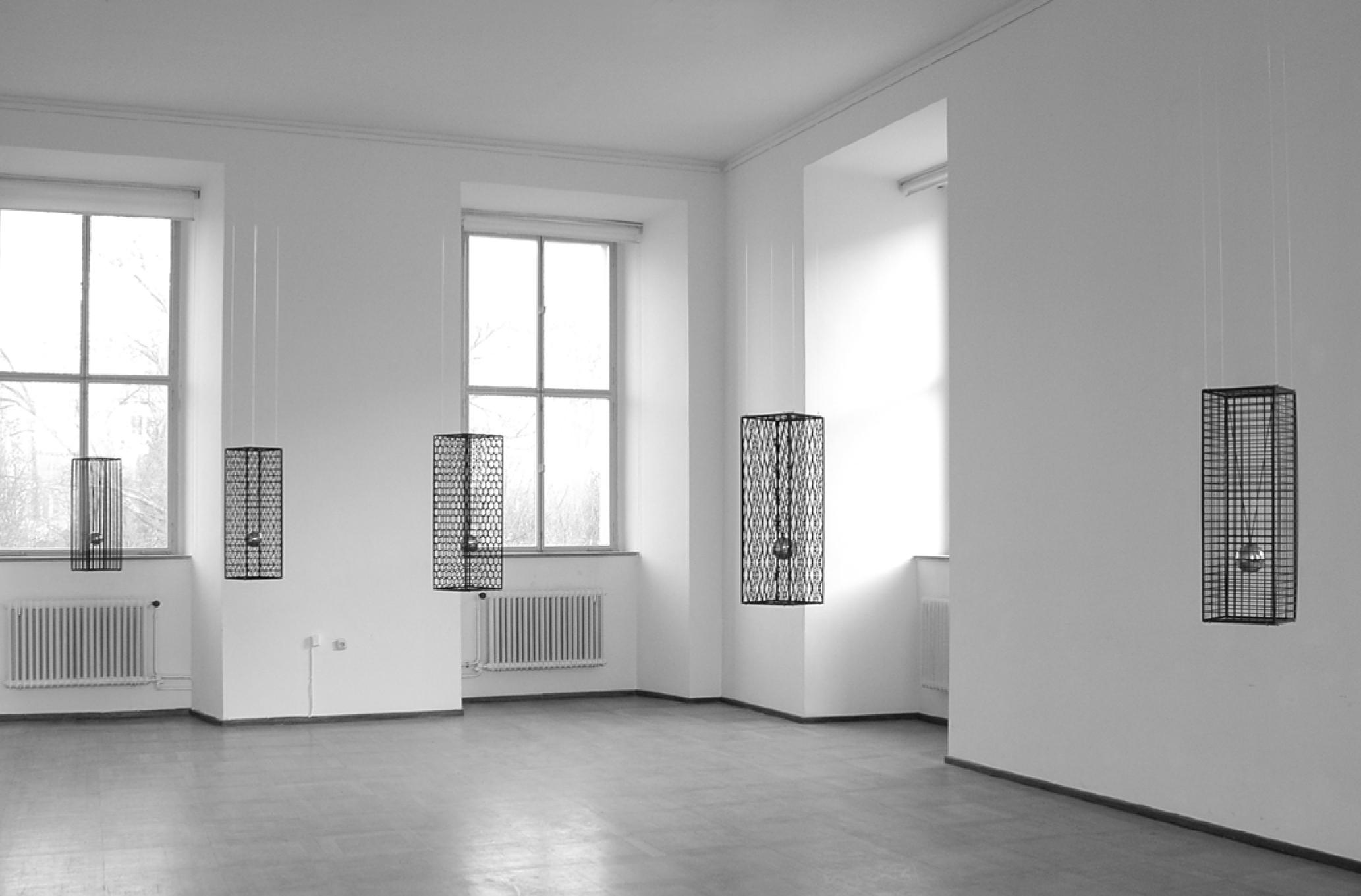 Jiro Kamata, Extrovert, halssieraden, 2006, tentoonstelling