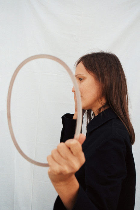 Triin Kuk, object, 2018, agaat