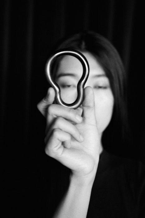 Triin Kuk, Venus Was Here, hanger, 2019, jade