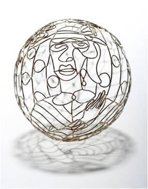 Vered Kaminski, object, metaal