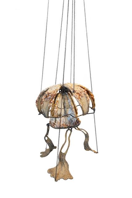 Koen Jacobs, marionet, 2018, metaal