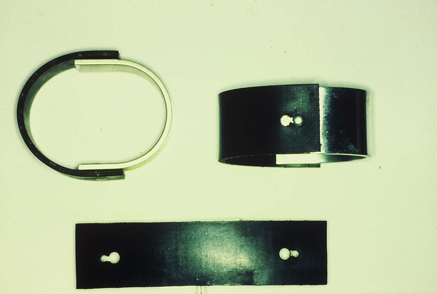 Ruudt Peters, armband, Serie sieraad