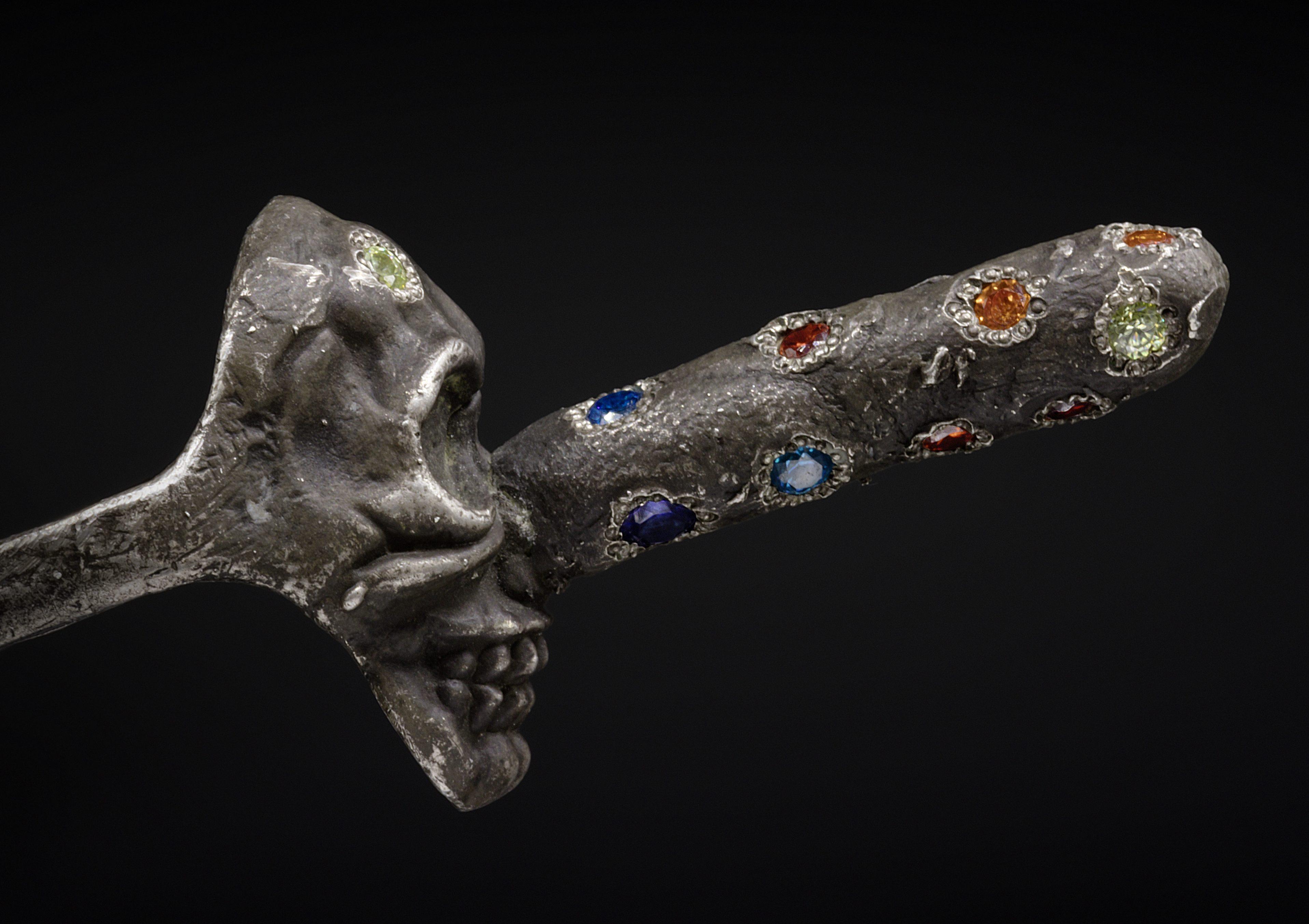 Karl Fritsch, ring, 2014. Foto Erich Spahn, zilver, zirkonia
