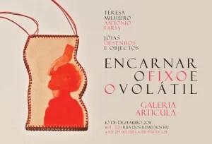Encarnar Ofixoe Ovolátil, Galeria Articula, 2011