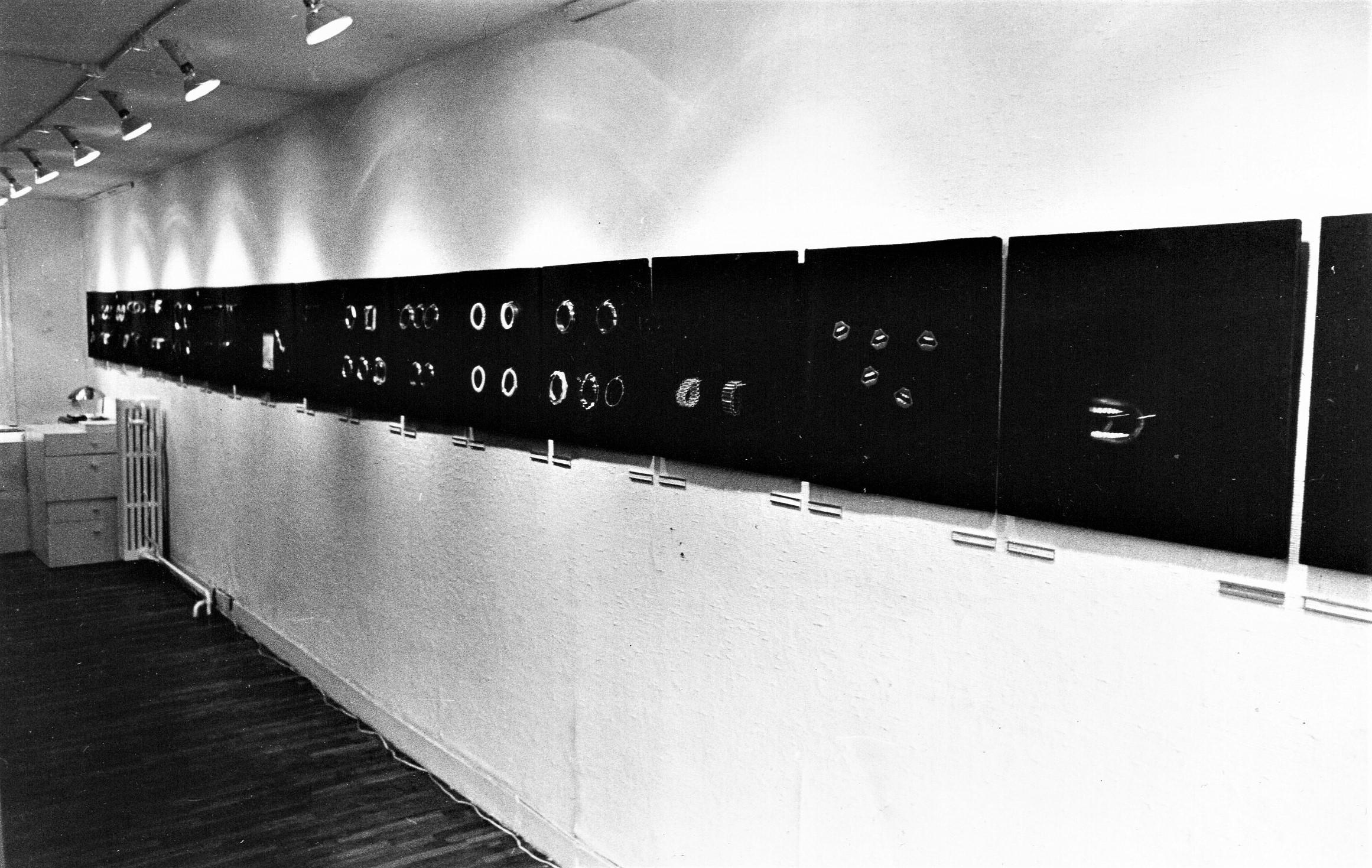 Galerie Sierraad, interieur