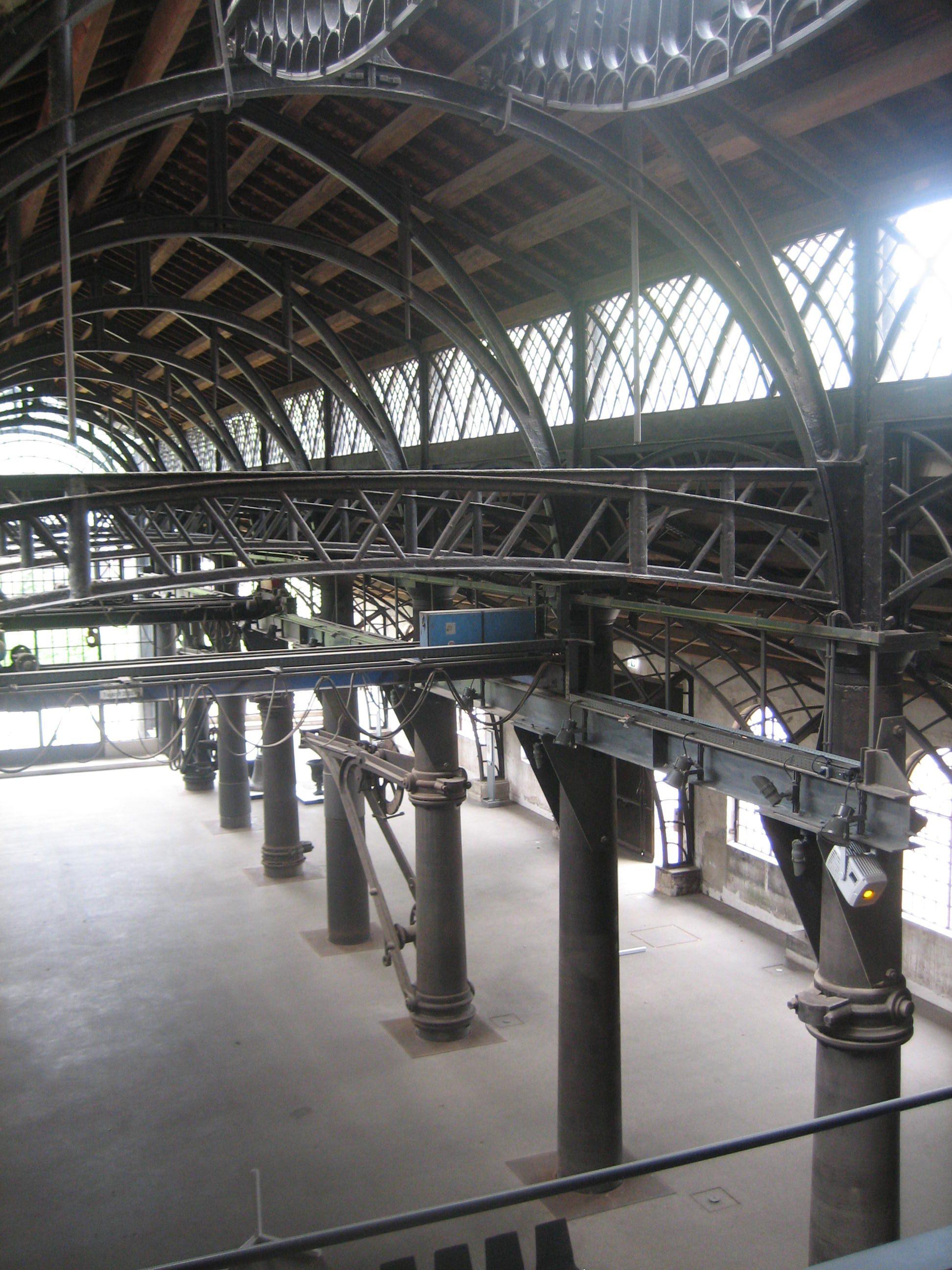 Rheinisches Eisenkunstguß-museum, Sayn. Foto Esther Doornbusch, mei 2019