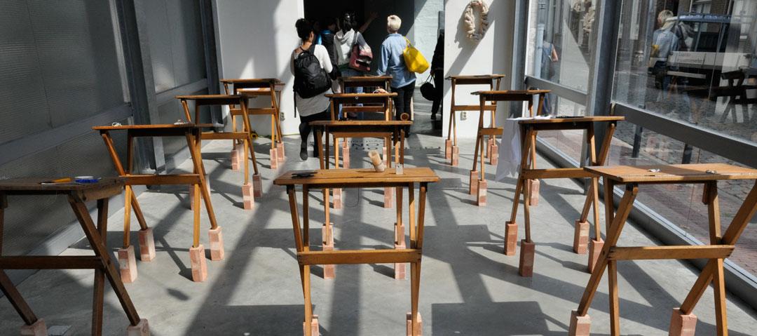 Effe kijken, RCA, Galerie Marzee, 2010, tentoonstelling