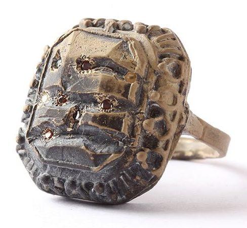 Karl Fritsch, ring, 2014, goud, diamant