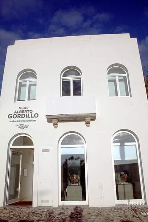 Museu Alberto Gordillo, Moura, museum, gevel, entree, exterieur