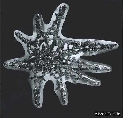 Alberto Gordillo, broche, 1965, goud, wit goud, diamanten