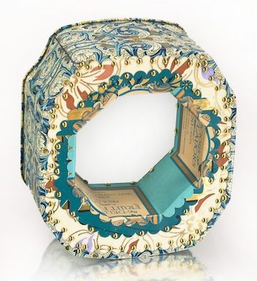 Harriete Estel Berman, armband, blik
