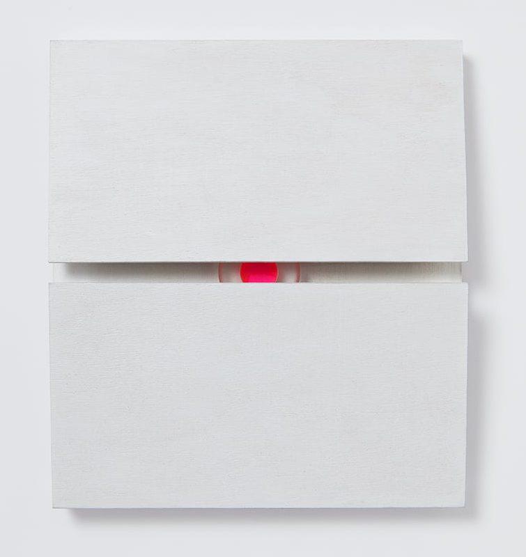 Otto Künzli, Quidam III, 2016, acryl, acrylverf