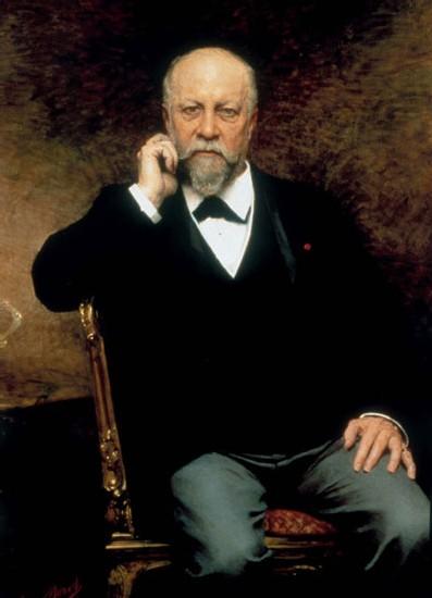 Frédéric Boucheron, portret