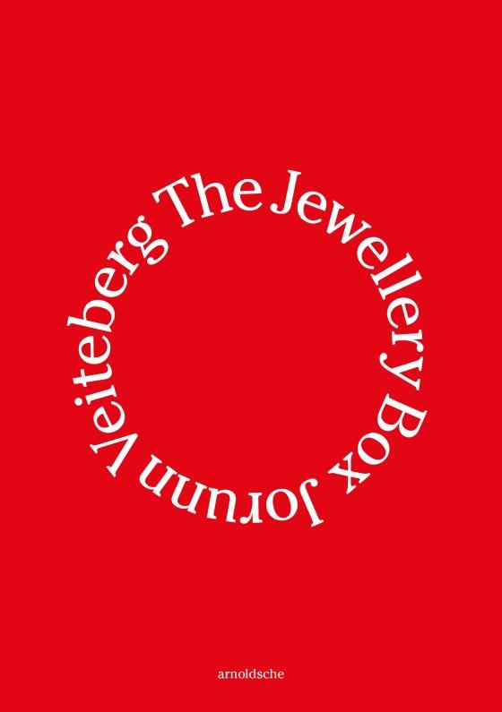 The Jewellery Box Jorunn Veiteberg, boekomslag, 2021. Foto arnoldsche Art Publishers