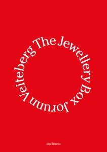 The Jewellery Box Jorunn Veiteberg, boekomslag, 2021. Foto Arnoldsche