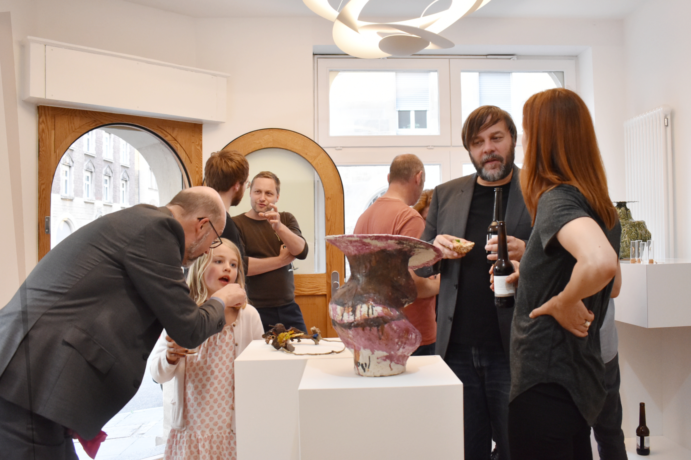 arnoldsche weekend gallery #6, 2018. Foto arnoldsche Art Publishers