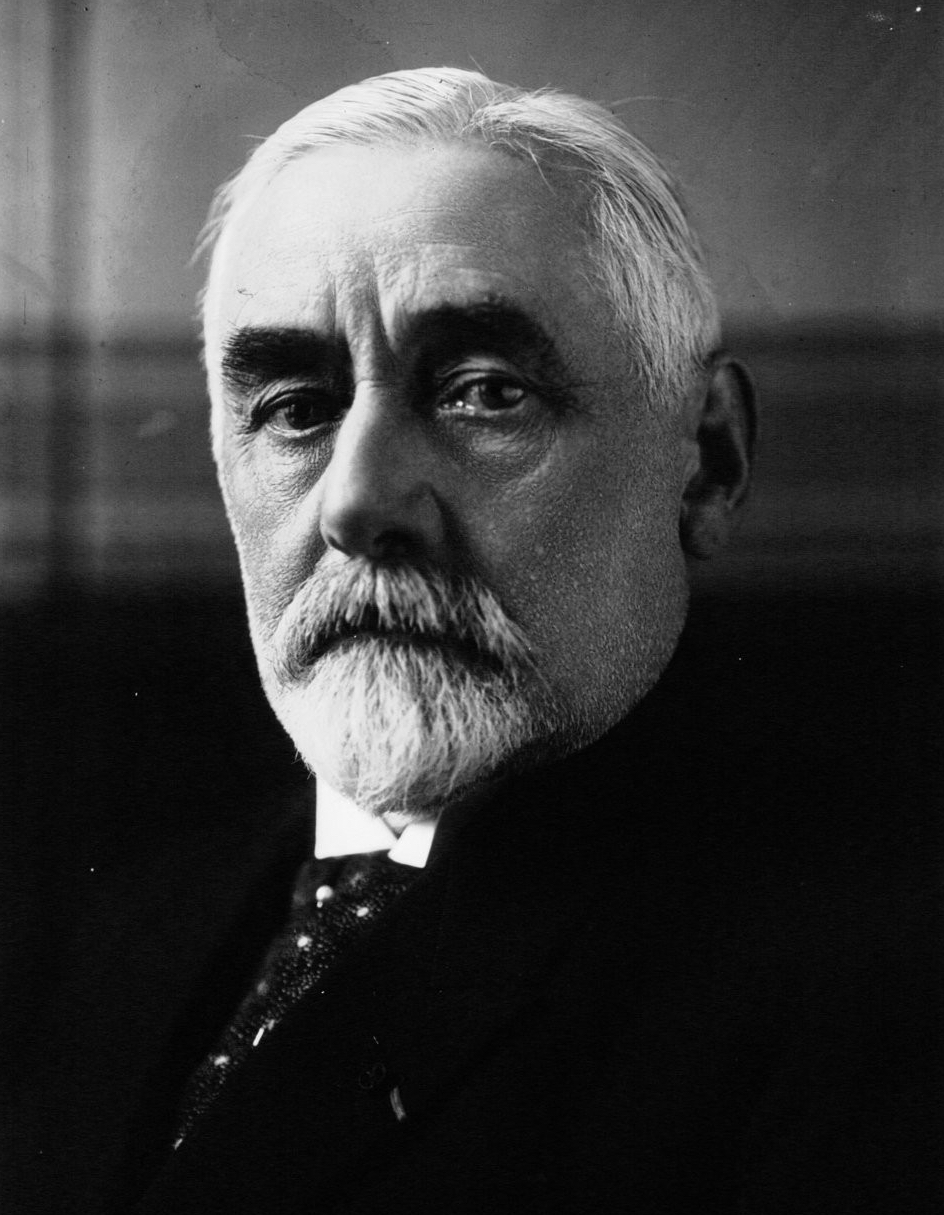 Louis Aucoc, 1919, portret