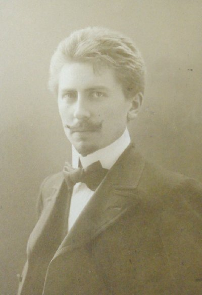 Franz Boeres, portret