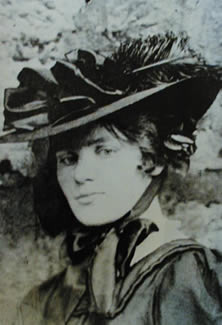 Jessie Marion King, portret