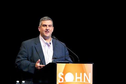 Robbins at Sohn Conference - NYT credit
