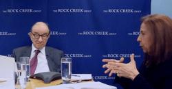 The Rock Creek Group - Afsaneh Beschloss and Alan Greenspan